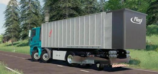 Photo of FS19 – Iveco Stralis Clixtar Truck Pack (6 Modules) V19.1.0.5