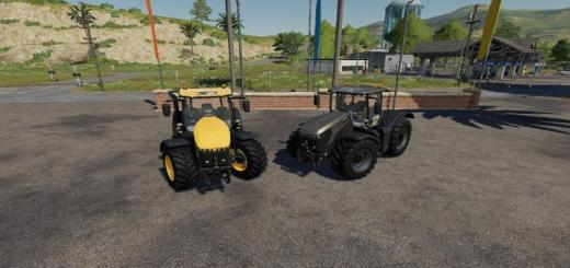 Photo of FS19 – Jcb Fastrac 8000 Series V1