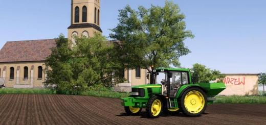 Photo of FS19 – John Deere 6230-6930 V1