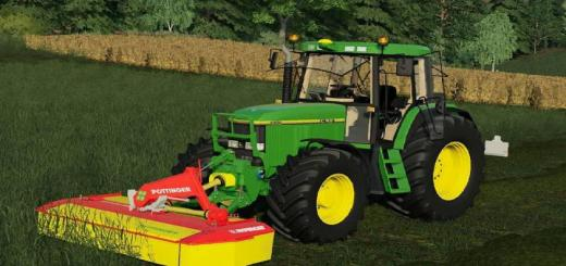 Photo of FS19 – John Deere 6X10 Serie V2