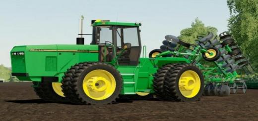 Photo of FS19 – John Deere 8960 & 8970 Tractor V1