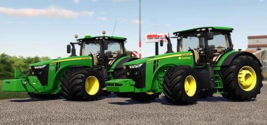 Photo of FS19 – John Deere 8R Serie V1