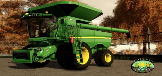 Photo of FS19 – John Deere S700 Series North/south America & Australia Official V2