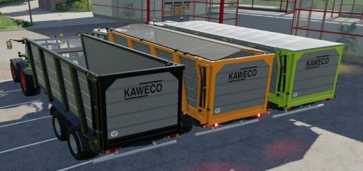 Photo of FS19 – Kaweco Pullbox 8000H Trailer V1