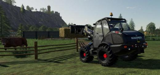 Photo of FS19 – Kramer Kl30.8T Black Edition V1