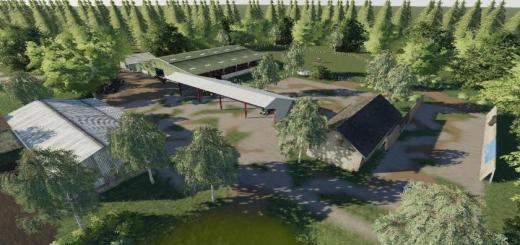 Photo of FS19 – La Vallee Du Bricolage Map V4