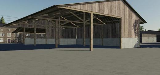 Photo of FS19 – Lamarchoise Farm Building V1