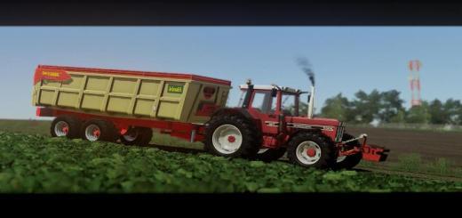 Photo of FS19 – Leboulch 21000 Gold Trailer V1