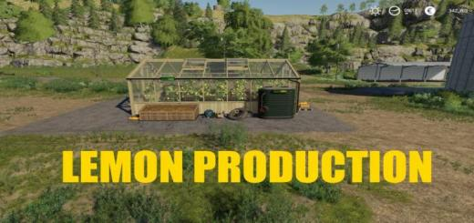 Photo of FS19 – Lemon Production V1.0.5