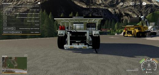 Photo of FS19 – Liebherr T284 And Caterpillar V3