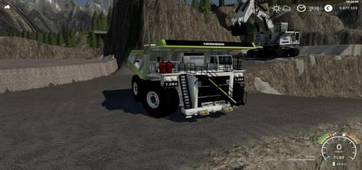 Photo of FS19 – Liebherr T284 V5