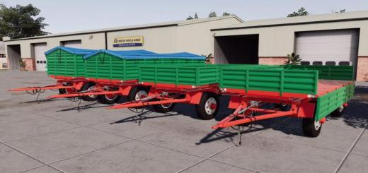 Photo of FS19 – Lizard D50 And D55 Pack V1