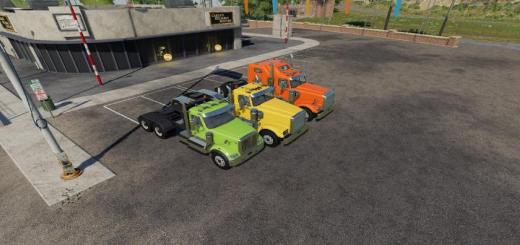 Photo of FS19 – Lizard Trucks Pack V1.0.0.4
