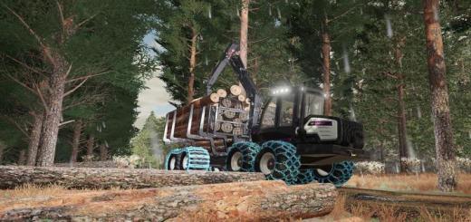 Photo of FS19 – Logset 10F Gt V1