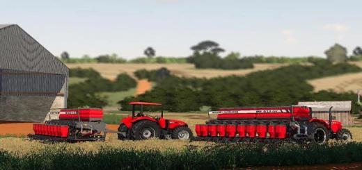 Photo of FS19 – Massey Ferguson 511 And Valtra Bp 1307H Planters V1