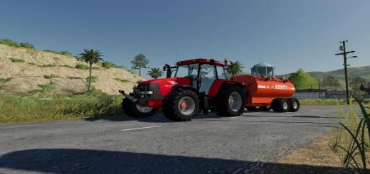 Photo of FS19 – Mccormick Mtx150 Tractor V1
