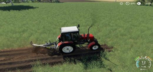Photo of FS19 – Mtz 1025 Tractor V1.1