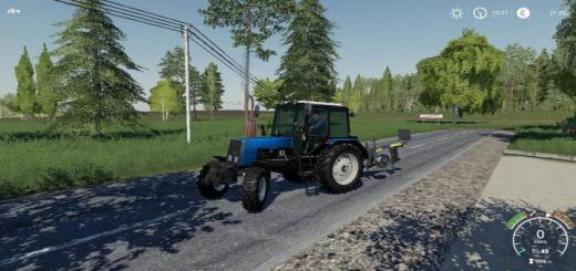 Photo of FS19 – Mtz 1025 Tractor V1.4