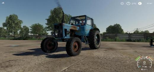 Photo of FS19 – Mtz 80 Tractor V1.0.0.1