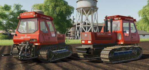 Photo of FS19 – New Holland 180-55 V1