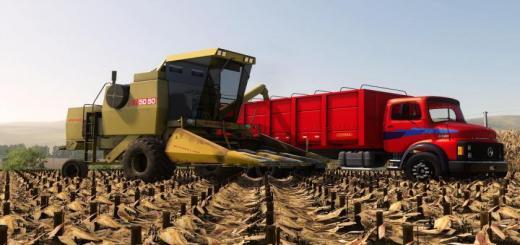 Photo of FS19 – New Holland 50505 + Platforms V1