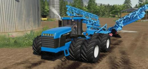 Photo of FS19 – New Holland 9822 Tractor V1