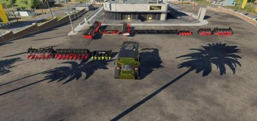 Photo of FS19 – New Holland Drescher Pack V1.5