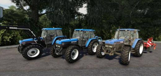 Photo of FS19 – New Holland / Ford 40 Series V1