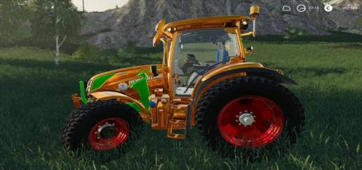 Photo of FS19 – New Holland T6 Mp V1.1