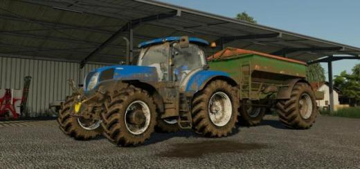 Photo of FS19 – New Holland T6 + T7 200 Series V1