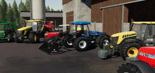 Photo of FS19 – New Holland Tv6070 V1