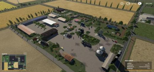 Photo of FS19 – Nf 4 Volte Map V1.1