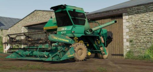 Photo of FS19 – Niva Harvester V1