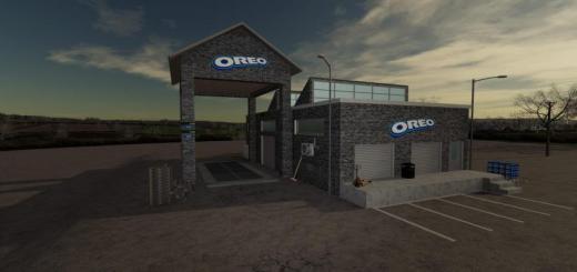 Photo of FS19 – Oreo Factory V1.1