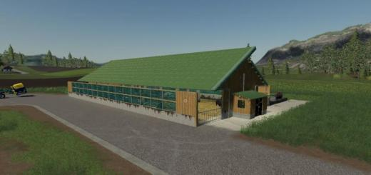 Photo of FS19 – Outdoor Climate Pigsty V1.1