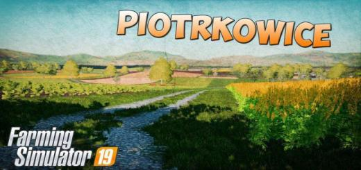 Photo of FS19 – Piotrkowice Map V1