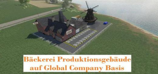 Photo of FS19 – Placeable Bakery – Globalcompany V1.5.0.1