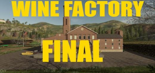Photo of FS19 – Placeable Wine Production Final