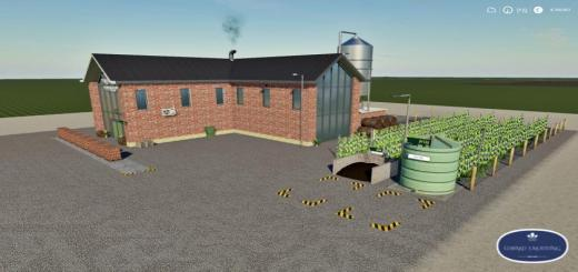 Photo of FS19 – Placeable Winery V1