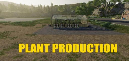 Photo of FS19 – Plant Production V1