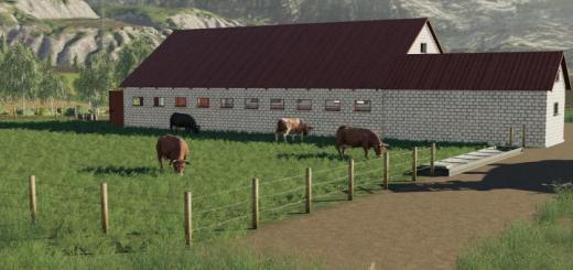 Photo of FS19 – Polish Cow Pasture V1