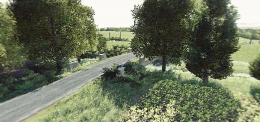 Photo of FS19 – Polish Fields V1