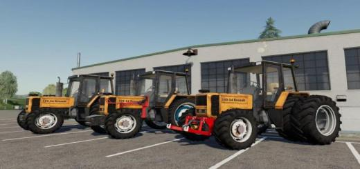 Photo of FS19 – Renault 103.54 Tractor V2