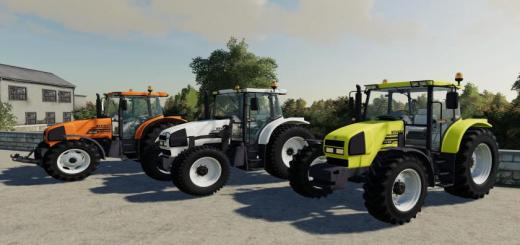Photo of FS19 – Renault Ares 600 Rz Tractor V1