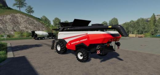 Photo of FS19 – Rostselmash Torum 770 Harvester V1