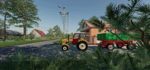 Photo of FS19 – Sandomierskie Okolice Map V1