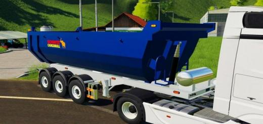 Photo of FS19 – Schmitz Kipper V1