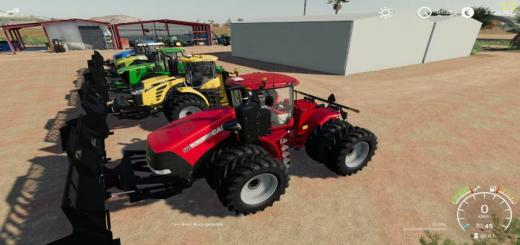 Photo of FS19 – Silage Dozer Blade Tractor Pack V1