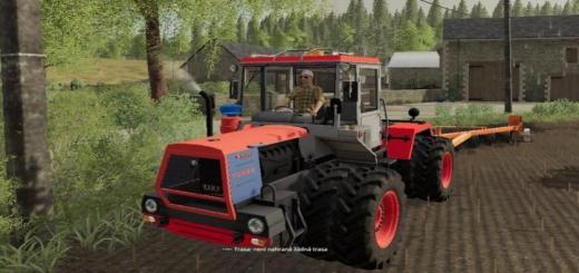Photo of FS19 – Skoda Liaz 180 Tractor V1
