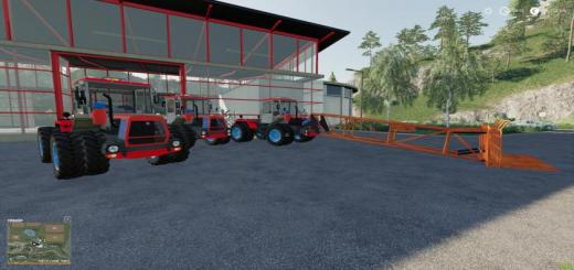 Photo of FS19 – St180 Tractor V1